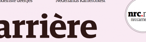 NRC Next artikel over MESA+ cleanroom en BuBclean