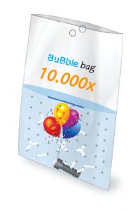 10000 BuBble bags